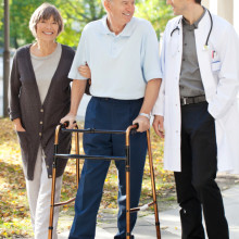 Rehab & Therapy at Park Manor of McKinney nursing home in McKinney, TX.