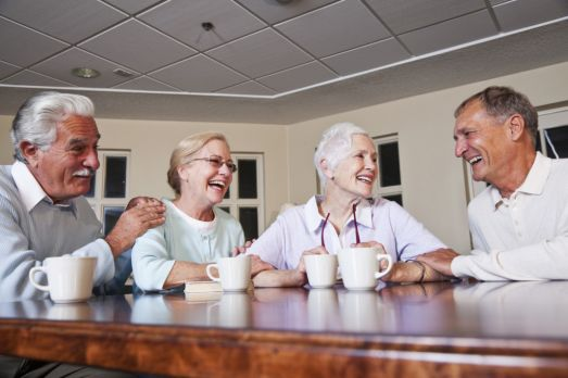 Residents receiving quality healthcare at Park Manor nursing home in McKinney, TX
